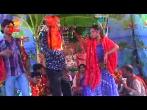New 2015 Bhojpuri Devi Geet    Durga Mai Ke Mandir Me    Rajesh