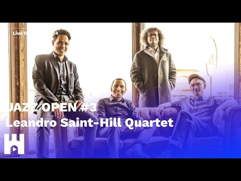 JAZZ OPEN LIVE #3 - Leandro Saint-Hill Quartet - hamburg.stream