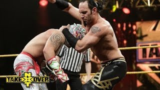 Kalisto & El Local vs. The Ascension -- NXT Tag Team Championship Match: NXT Takeover, May 29, 2014