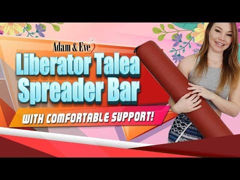 Explore New Sex Positions with Liberator Talea Spreader Bar | Bondage Sex Toy For Couples