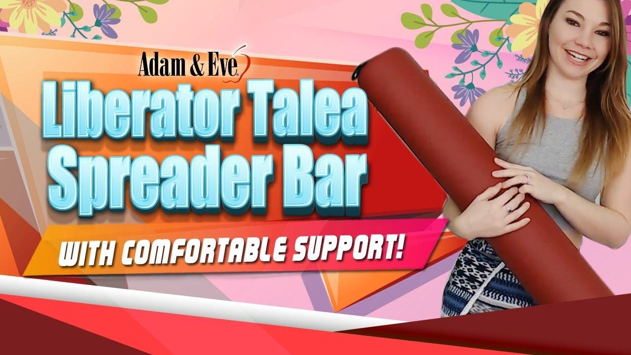 Explore New Sex Positions With Liberator Talea Spreader -1242