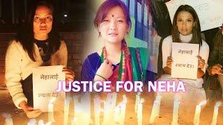Actress enforced : justice for Neha (Yoruna) Pun | Glamour Nepal