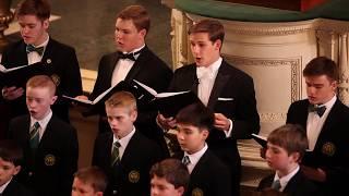 The Georgia Boy Choir - A Red, Red Rose