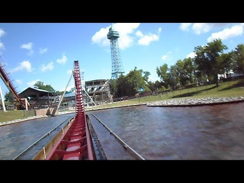 Kings Island Rollercoasters Funniest Compilations