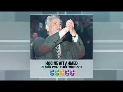 HOCINE AÏT AHMED : L'EXEMPLE DU COMBAT CONTRE LE POLITICIDE.