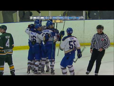 2017 OHA Sutherland Cup Semi-Finals, Game 5: Elmira Sugar Kings @ Caledonia Corvairs