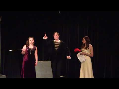 The Actor's Nightmare - John G. Diefenbaker High School Drama Production | Diefenbaker Drama Society
