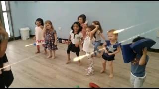 Gymnastics and Dance at Blossom Mudon