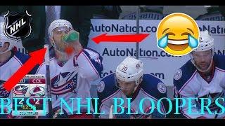 BEST NHL Bloopers of 2016-17 Season So Far (HD)