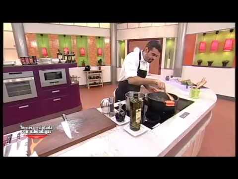 Productos de la dehesa san francisco en programa de cocina de canal sur youtube - Cocina canal sur ...