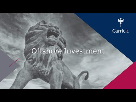 What is the importance of taking capital offshore? | Carrick Wealth