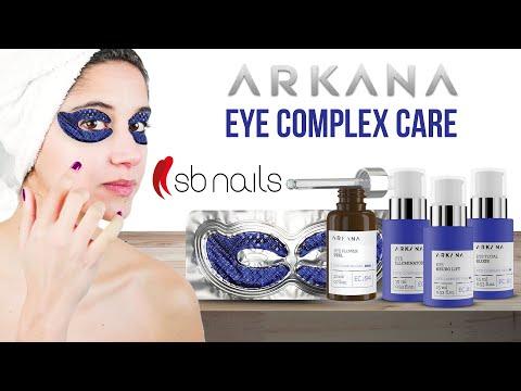 Passo A Passo Arkana Eye Complex Care By SBNails