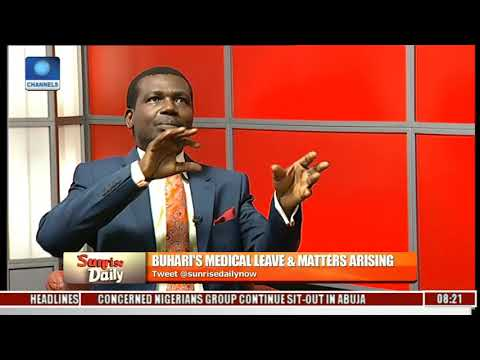 APC Has Lost The Moral Right To Retain Power-- Adegboruwa Pt.4 l Sunrise Daily l