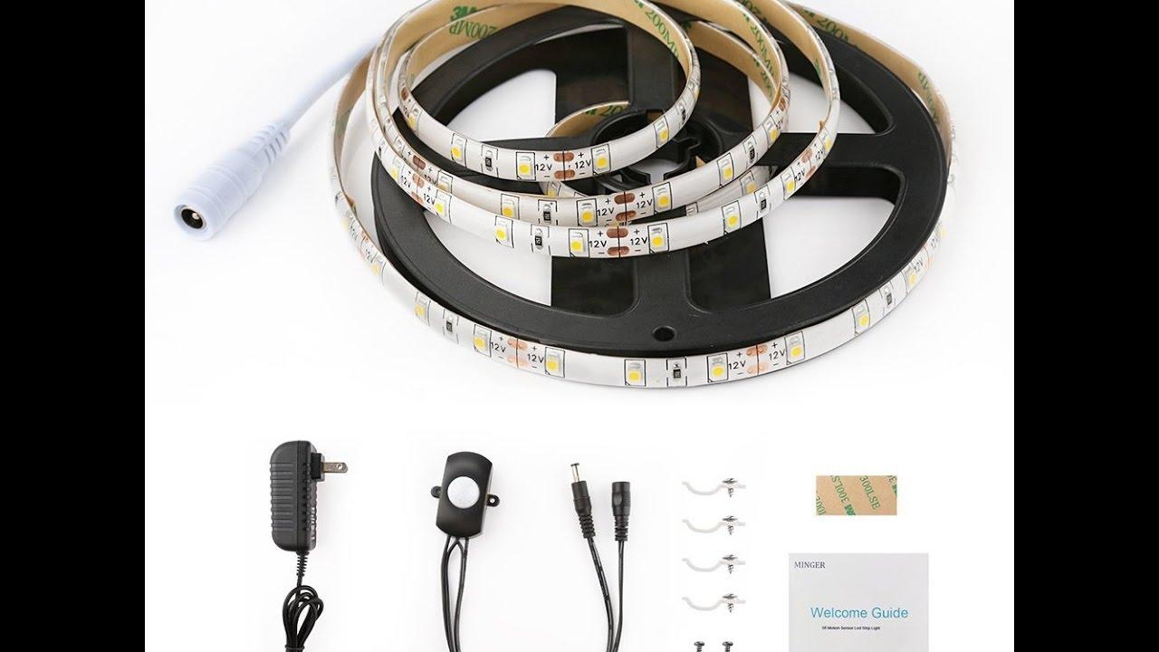Motion Sensor Led Rope Light