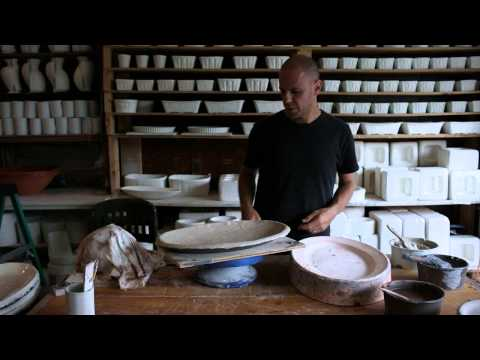 Ceramicist Gregg Moore fusing gardening and art in his collection | Anthropologie