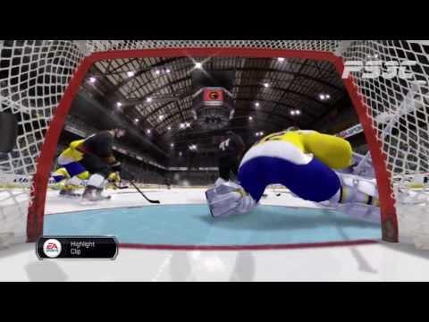 NHL 14: Gameplay - HC Davos vs SC Bern