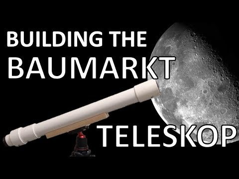 Building the Plumber's Telescope