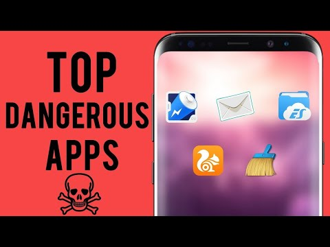 3 POPULAR APPS YOU SHOULD UNINSTALL RIGHT NOW !