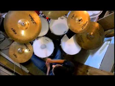 Panda - Doble Gracias (Drum / Bateria Cover) mp3