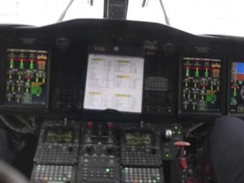 Agusta Westland Helicopter Macau to Hong Kong
