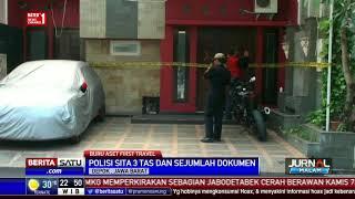 Polisi Geledah Rumah Orangtua Bos First Travel di Depok