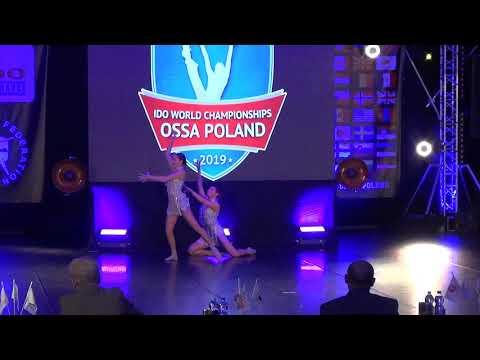 RAINING MEN |  MAŠA ANIĆ & DOROTEA TOMIĆ | 2ND PLACE IDO WORLD CHAMPIONSHIP 2019 | DANCE FACTORY