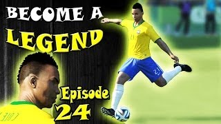 PES 2014 Become A Legend Ep.24 - WELCOME TO ITALY