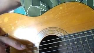 Trái Tim Không Ngủ Yên - Guitar VDT