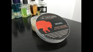 "L&L Grooming ""Original"" Gem Clog Pruf and Wolf Whiskers Custom!!!!!"