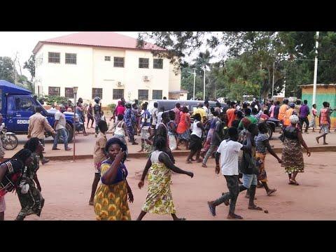 Togo:  Le corps d'une femme fait fuir les agents anti Covid-19 du  gouvernement
