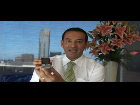 Telstra - Sony Ericsson Naite™ mobile phone