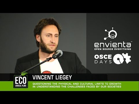 Vincent Liegey - The physical and cultural limits to growth - OSCE Days 2017 Presentation