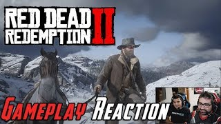 Red Dead Redemption 2 Gameplay Angry Reaction!