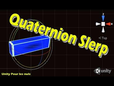 Unity Quaternion Slerp