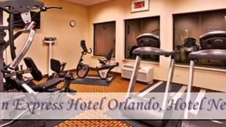 Holiday Inn Express Hotel Orlando, Hotel Near Universal Studios