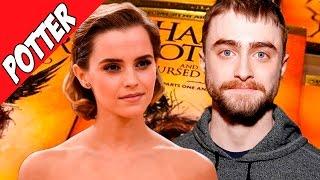 Новый фильм про Гарри Поттера, Гермиона все еще черная и три новые книги от Роулинг