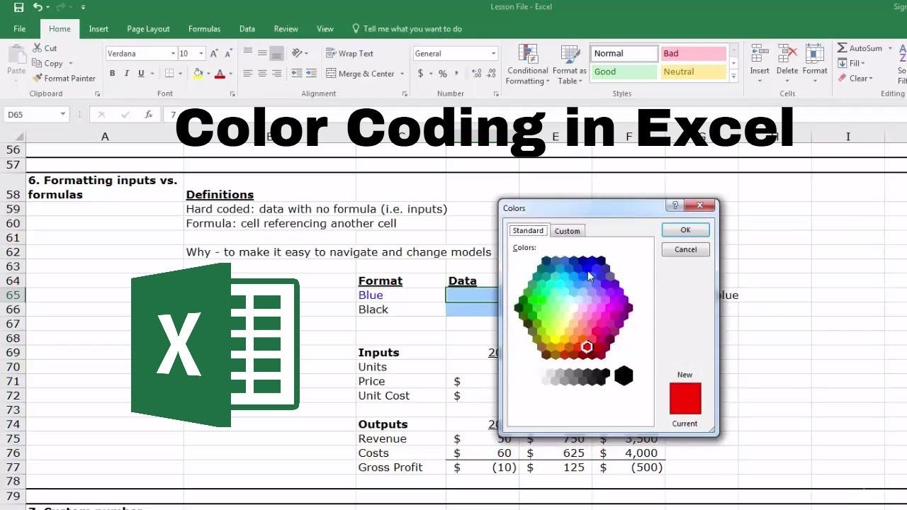 color coding road condition data - 1280×720