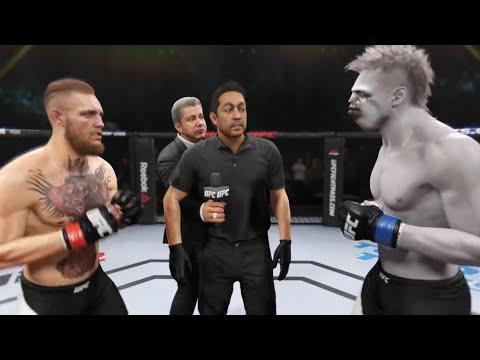McGregor Vs Piranha (EA Sports UFC 2)