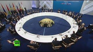 Путин на заседании Высшего евразийского экономического совета — LIVE
