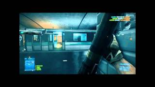 Battlefield 3 Open Beta Gameplay - Operation Métro Part2