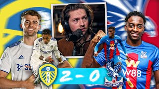 LEEDS UNITED 2-0 CRYSTAL PALACE | BAMFORD HITS 100!
