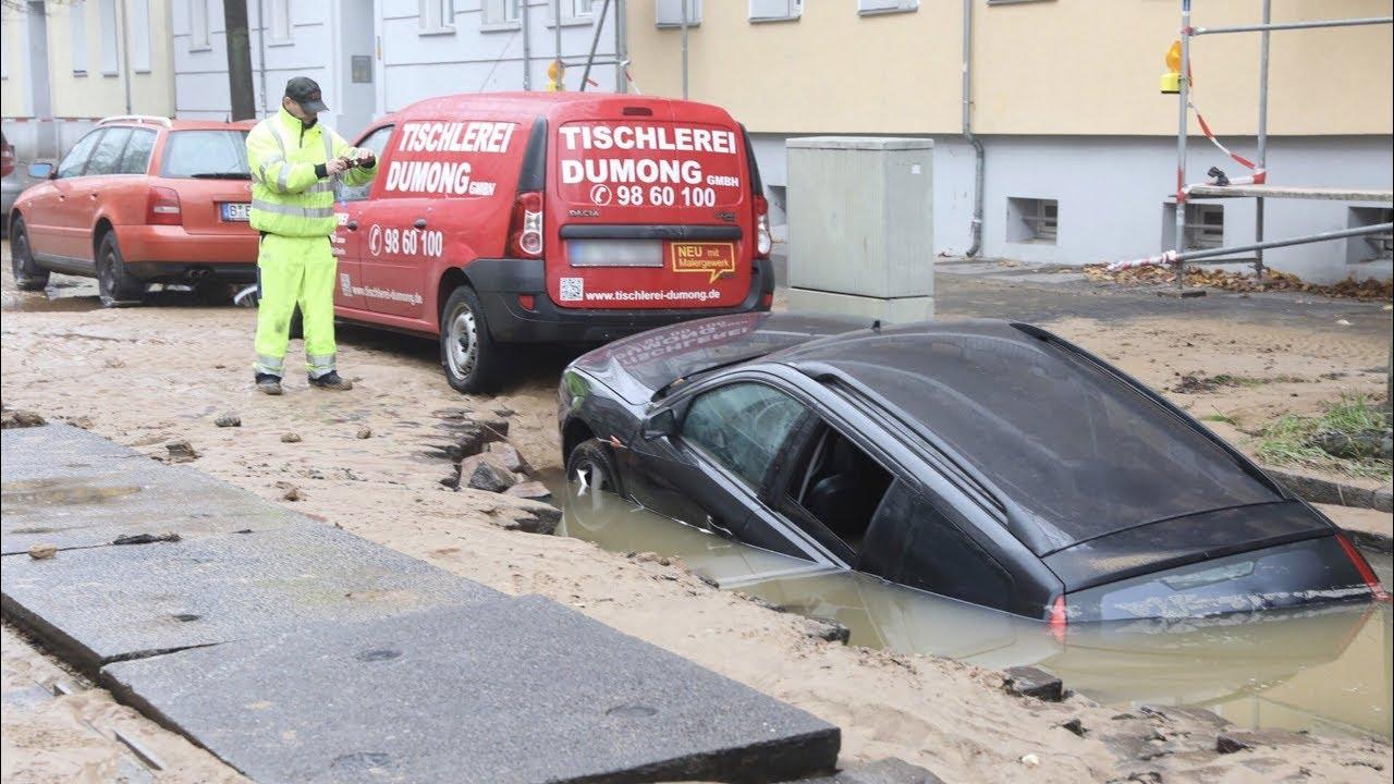 Berlin überflutung