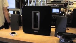 Sonos SUB review