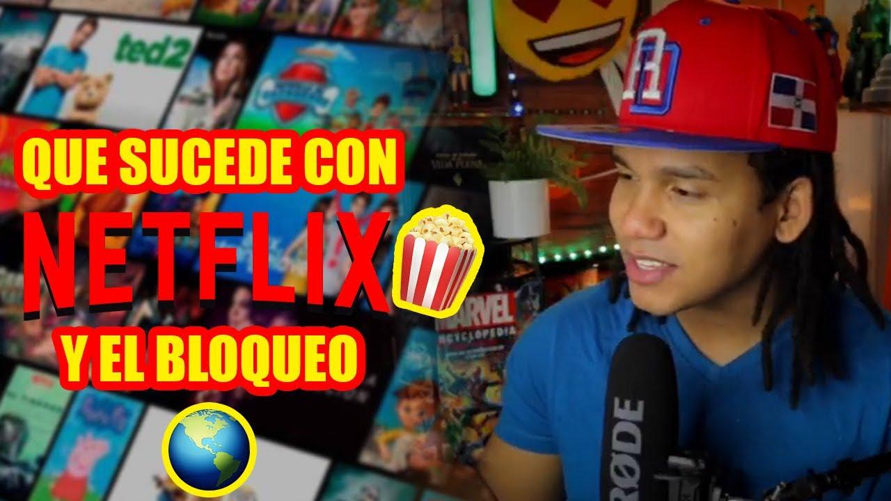 Sabes Por Que NETFLIX Tiene Películas Bloqueadas En Tu País Y En Otros NO?