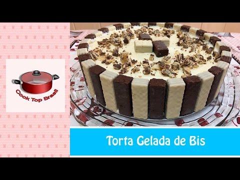 Torta Gelada de Bis | Cook Top Brasil #100