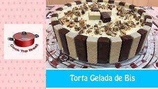 Torta Gelada de Bis   Cook Top Brasil #100