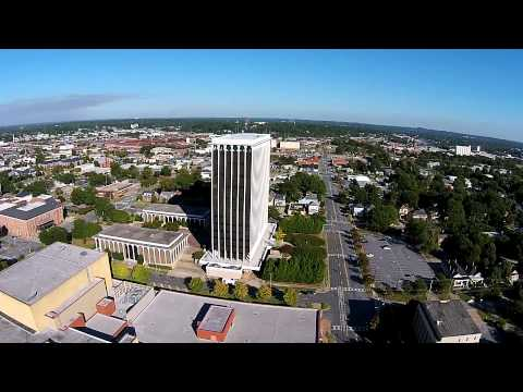 RiverCenter - Columbus, GA - Phantom 2 Vision+ - Aerial