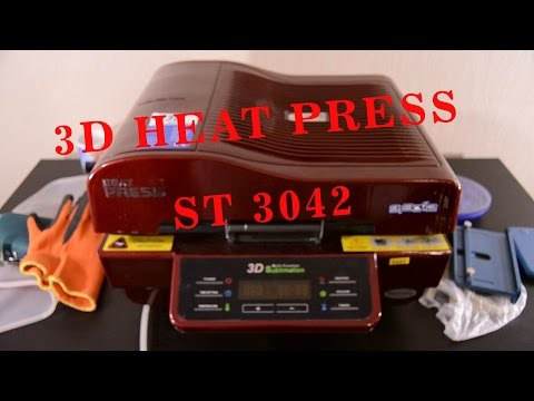 Опыт использования 3D пресса St 3042