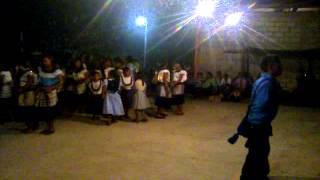 Baile tradicional golonchan nuevo sitala chiapas