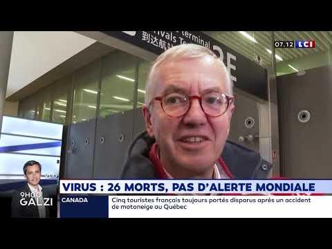 Virus: 26 morts, pas d'alerte mondiale